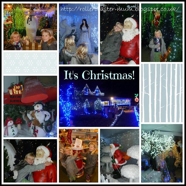 Christmas Woodland Walk at Keydells