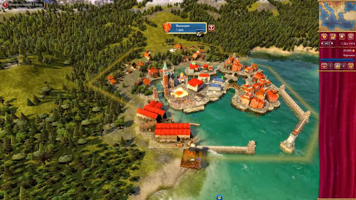 Screen Shot Of Rise of Venice (2013) Full PC Game Free Download At Downloadingzoo.Com