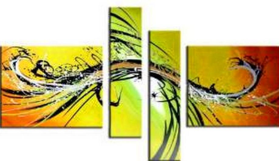 Cuadros modernos cuadros de arte abstracto moderno - Pinturas acrilicas modernas ...