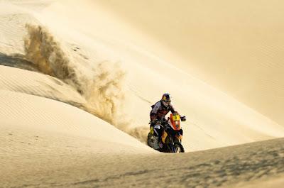 Rally Dakar 2013 - Peru, Argentina, Chile