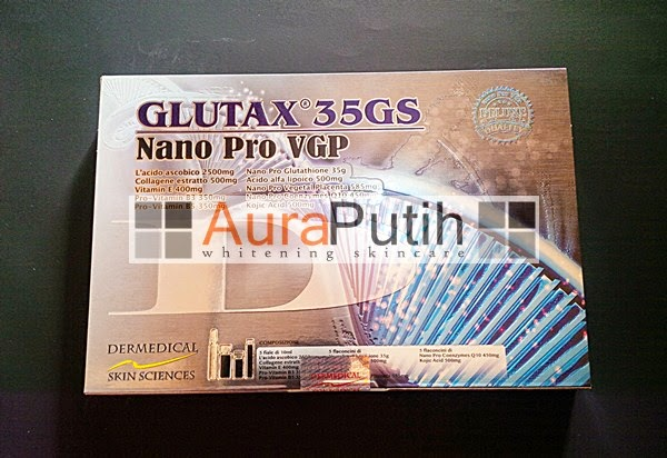 Glutax 35Gs Nano Pro VGP, Glutax 35Gs Nano Pro VGP Original GMP, Harga Jual Murah Glutax 35Gs, Glutax 35Gs Nano Pro VGP Review