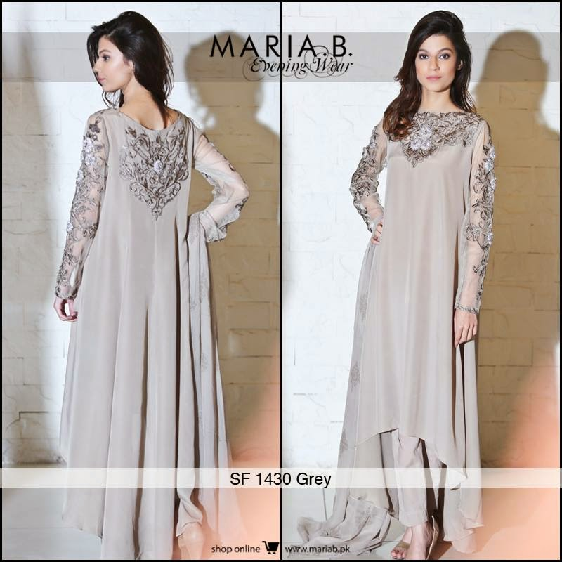 Maria.B embroidered lawn collection