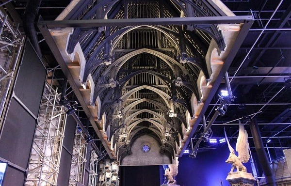 harry potter museum in london