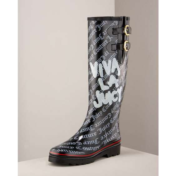 Rain Boots Juicy Couture4