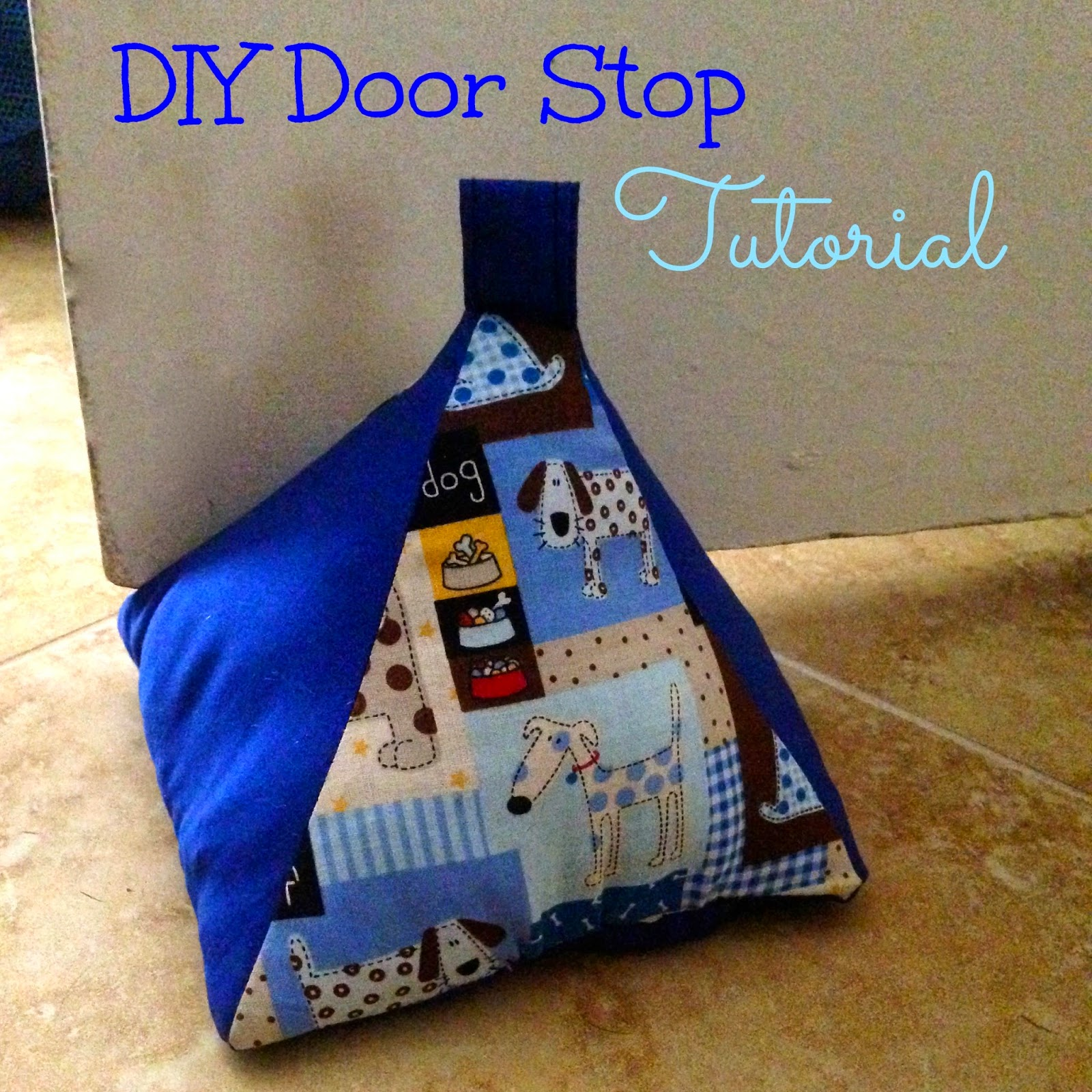 diy door stop tutorial tulips orchids bloglovin 39. Black Bedroom Furniture Sets. Home Design Ideas