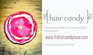 click the photo to go to hair candy!