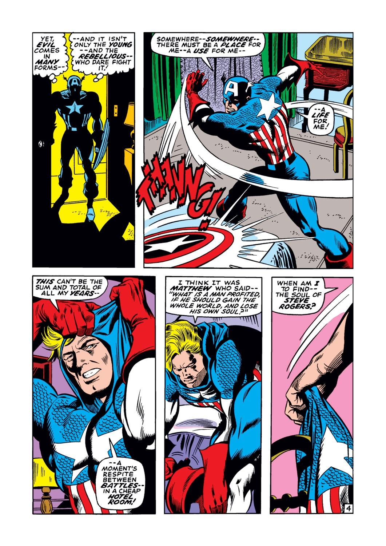 Captain America (1968) Issue #122 #36 - English 5