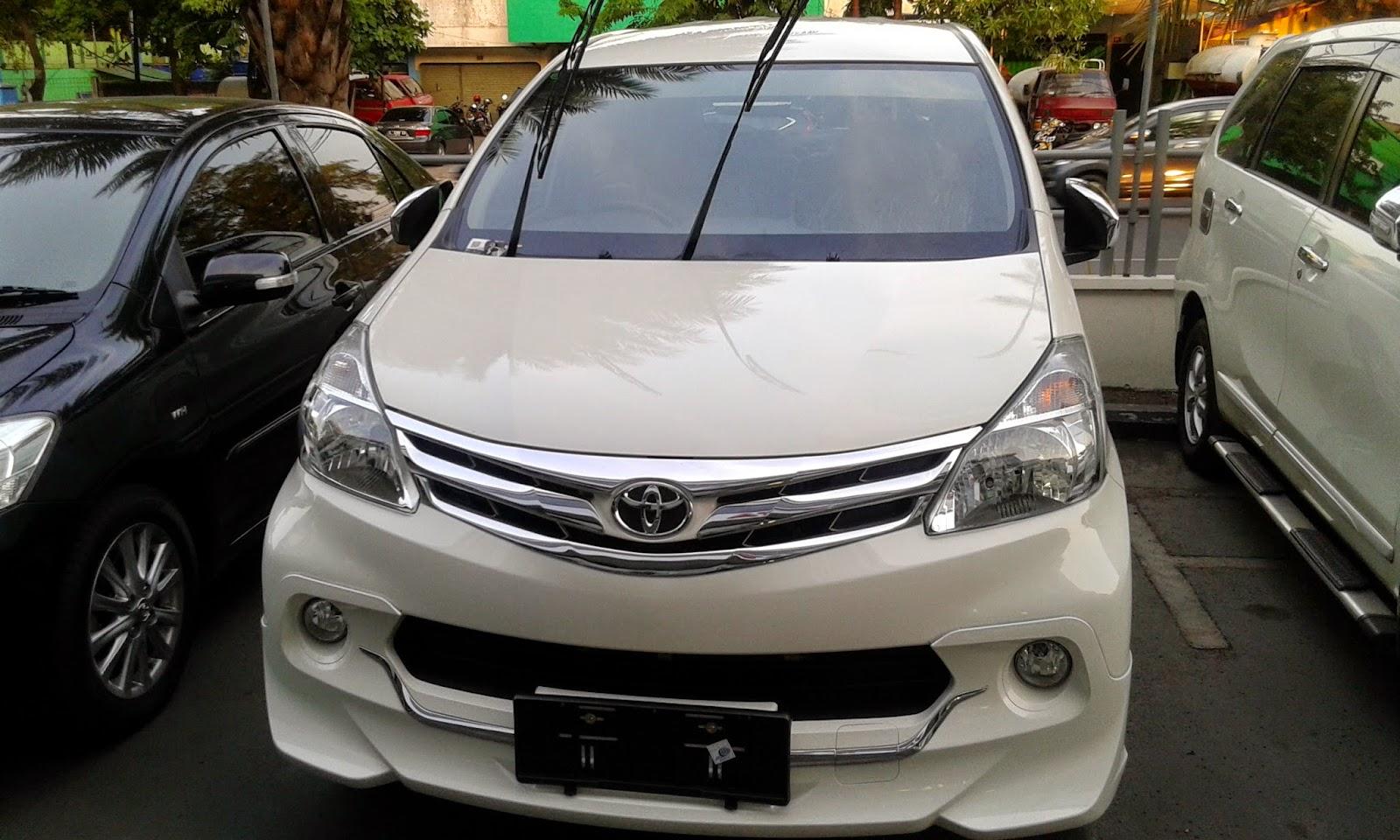 harga avanza baru 2015 Harga Baru Toyota Avanza Bulan 05 Januari 2015