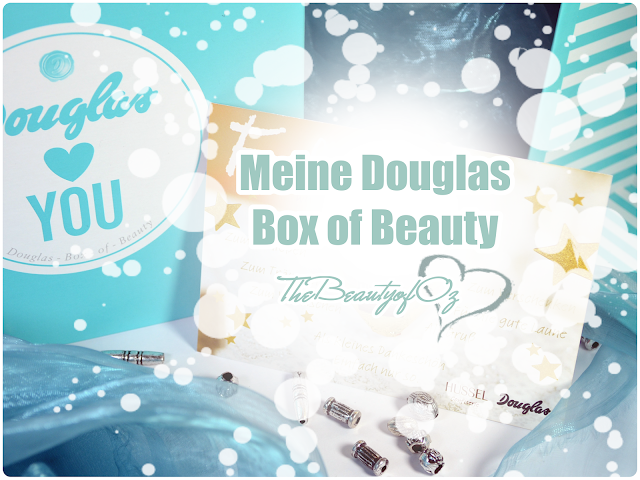 Unboxing - Douglas Box im Dezember 2013
