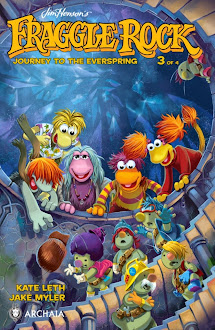 """Fraggle Rock: Journey to the Everspring"" #3"