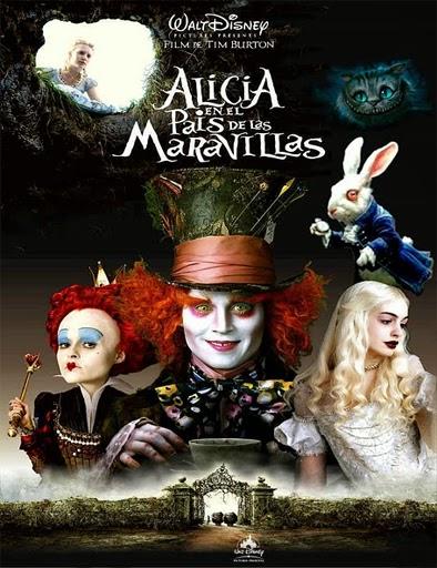 Ver Alicia en el País de las Maravillas (Alice in Wonderland) (2010) Online