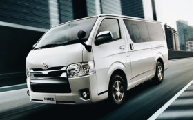 2016 Toyota Hiace Review, Specs and Release Date