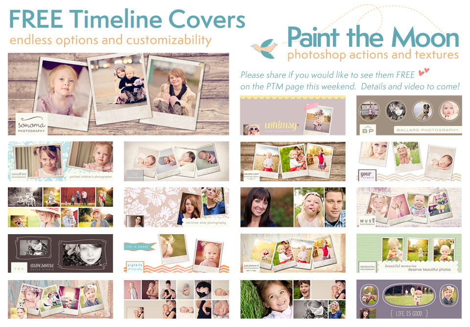 ... for some great timeline covers for facebook annie from paint the moon