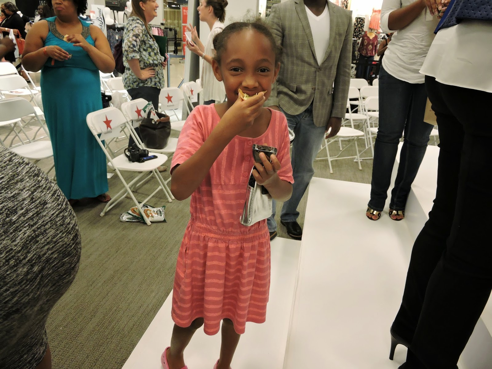 Macy's Fall Fashion Show Event with Emme Recap #MacysEvents @SheSpeaksUp @Macys via www.Productreviewmom.com