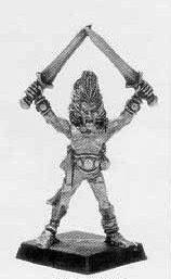 Skarloc, una bailarín guerrero