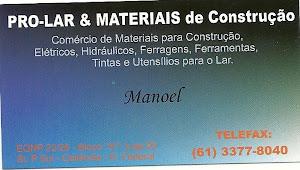 Pro-Lar Madeireira
