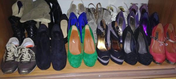 gdzie trzymac buty