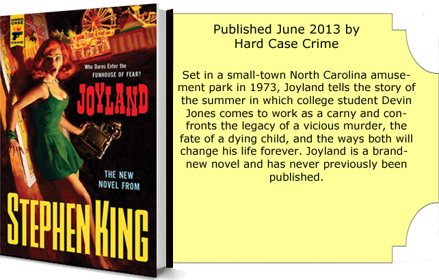 Joyland_Stephen King