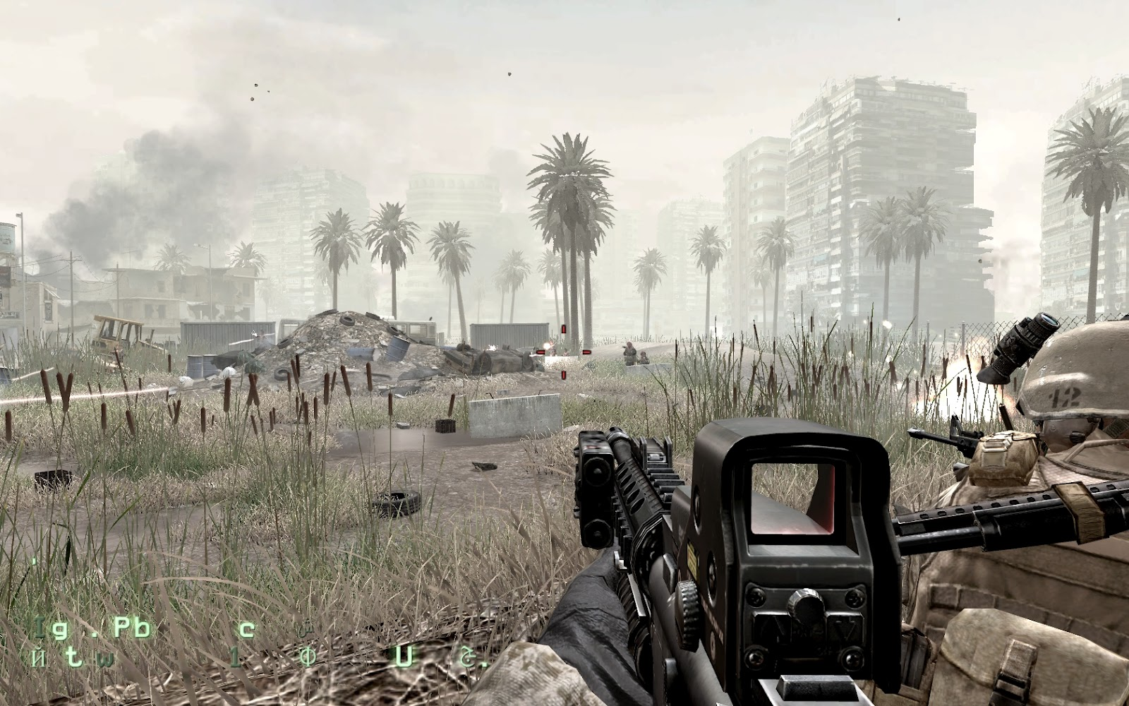Call of duty 4 modern warfare mp crack 1.7