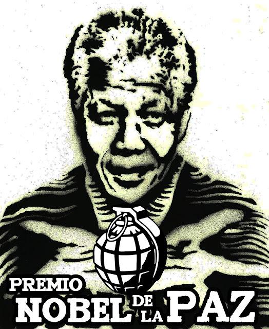 MUERE NELSON MANDELA, ADIOS TERRORISTA