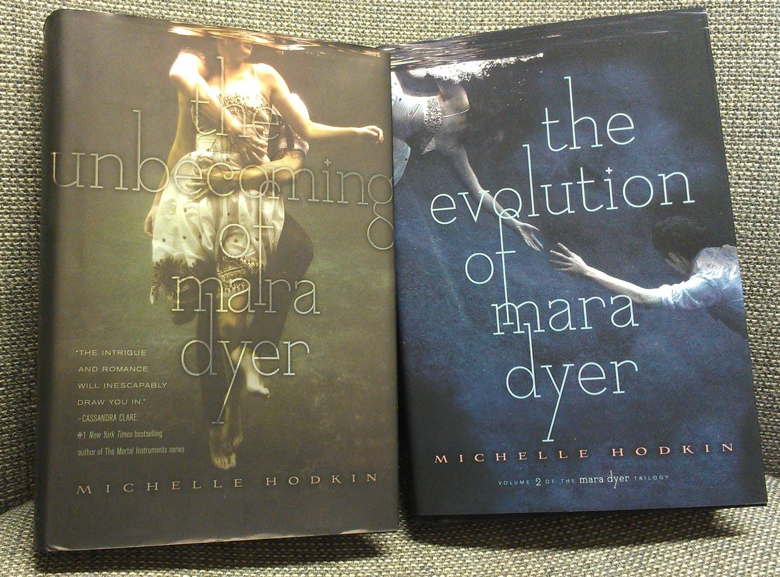 The Unbecoming Of Mara Dyermichelle Hodkin The Evolution Of Mara Dyermichelle  Hodkin
