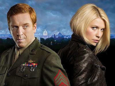La serie de televisión Homeland se acerca a la cuarta temporada