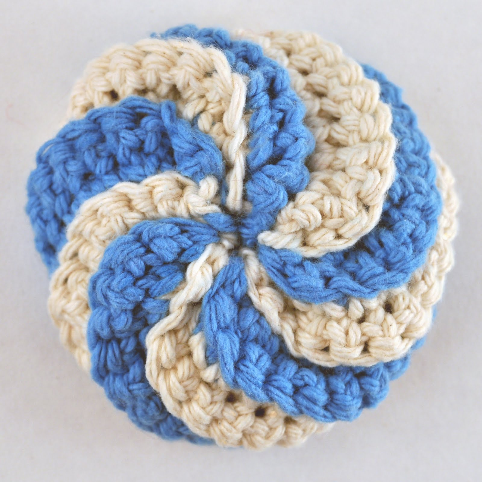 Crocheting Scrubbies : CrochetBeautyShoppe: Crochet Tawashi Scrubbies