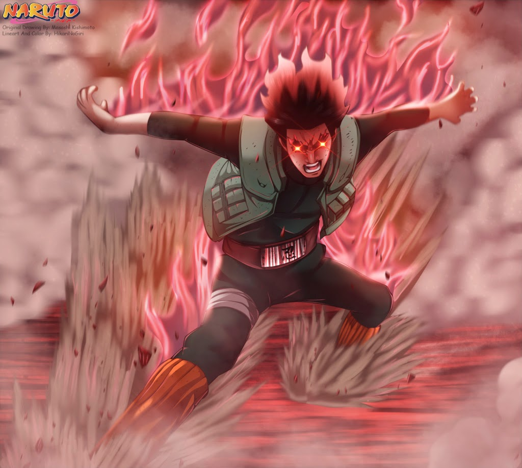 Naruto chap 669 Trang 19