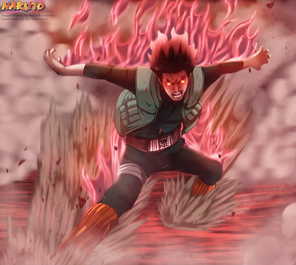 Naruto chap 669 Trang 19 - Mangak.info