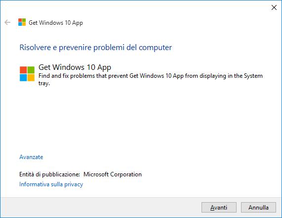 Get Windows 10 App Diagnostic
