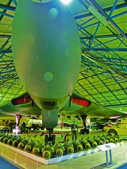 Vulcan aircraft, V bomber, scramble, 617 squadron, Scampton, museum