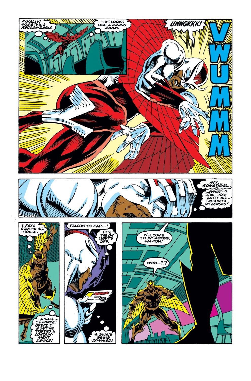 Captain America (1968) Issue #415 #364 - English 9