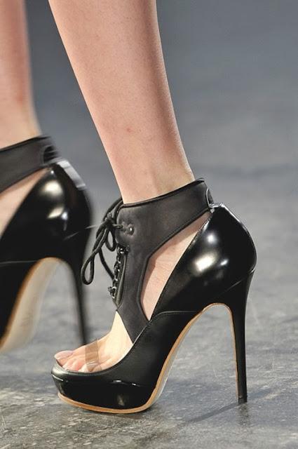 Fetish Fashion : Acne Shoes FW 2012/2013