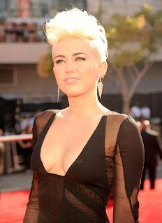 Miley Cyrus fifty shades