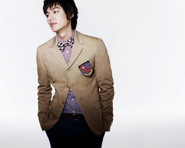 Uniform Fashion☻Lee Min Ho