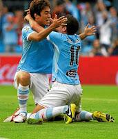 Park Chu Young, coreano del Celta de Vigo