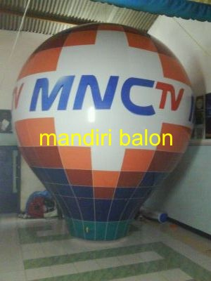 Balon Promosi MNC TV
