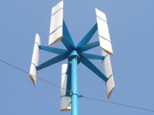 Modernization vertical turbine power systems