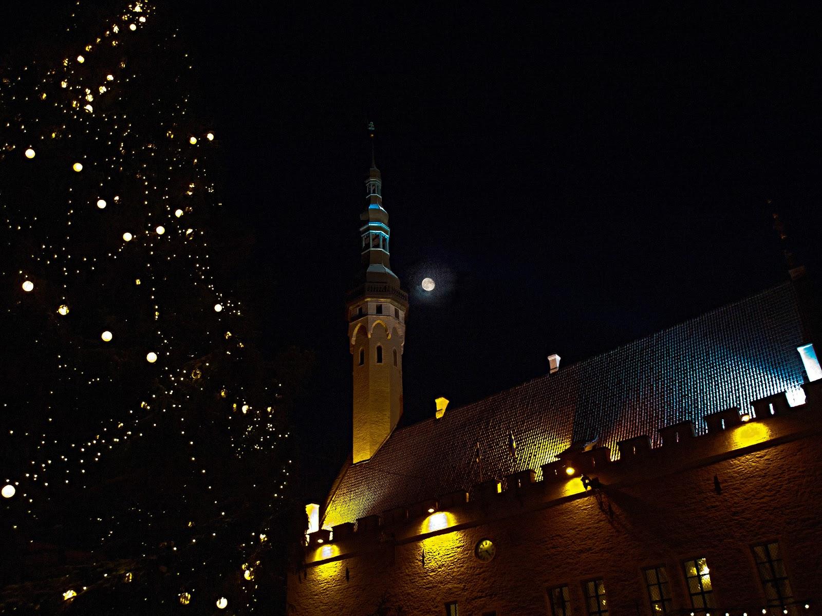 Новогодние праздники 2014 в Таллинне