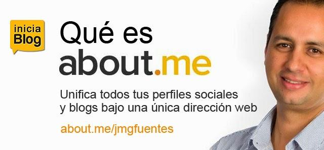 Qué es about.me