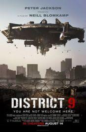 Distrito 9 (2009) Online HD peliculas hd online