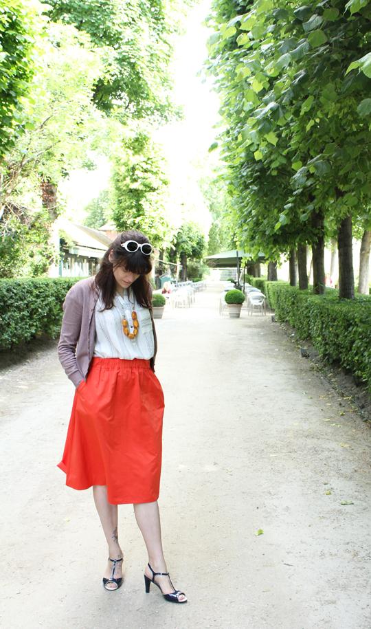 rodin gardens paris fashion