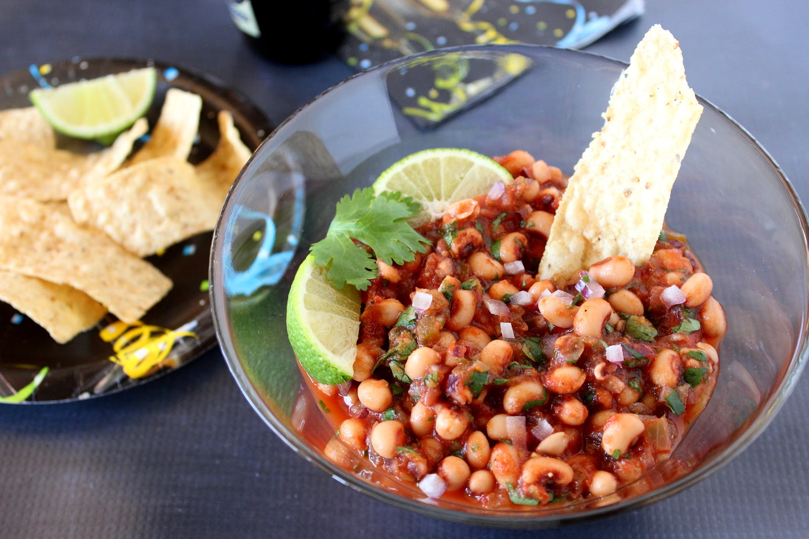 Good Luck Black-Eyed Salsa Recipe