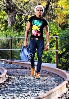Fresh Boy IK Ogbonna Releases Dapper Photos