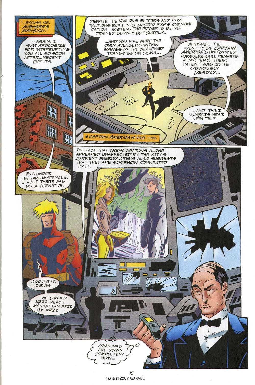 Captain America (1968) Issue #449c #405 - English 17