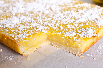 Lemon Lilikoi Bars