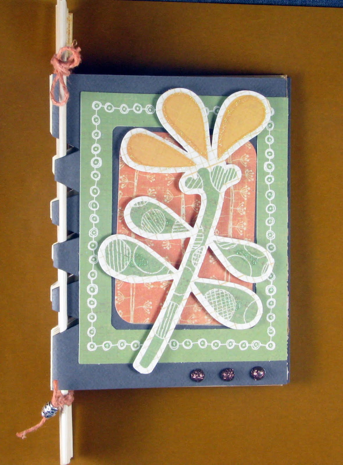 Handmade Skewer Book