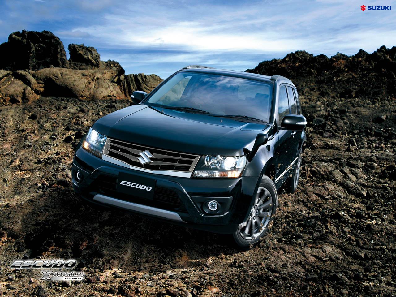 Facelift: Suzuki Grand Vitara Escudo