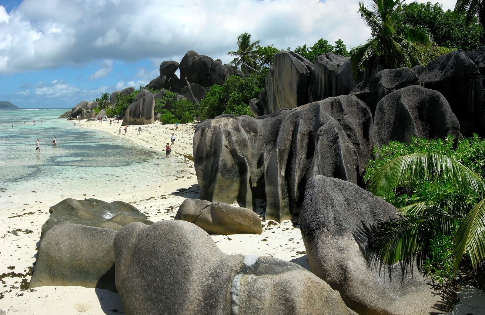 Seychelles' Anse Source d'Argent