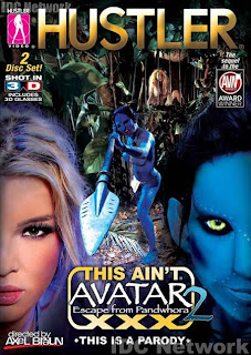 sexo This Aint Avatar XXX # 2: Escape From Pandwhora online